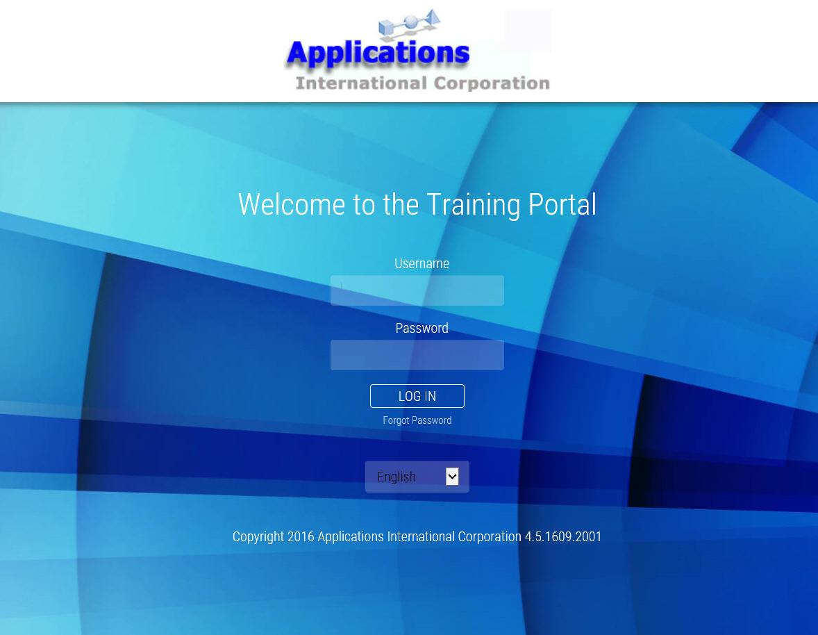 AIC LMS Portal