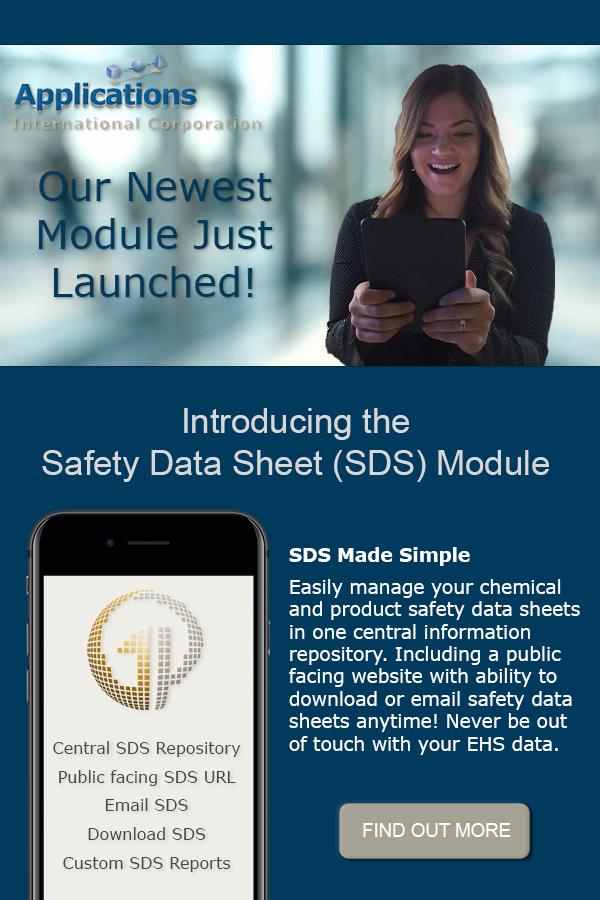 SDS Module Ad