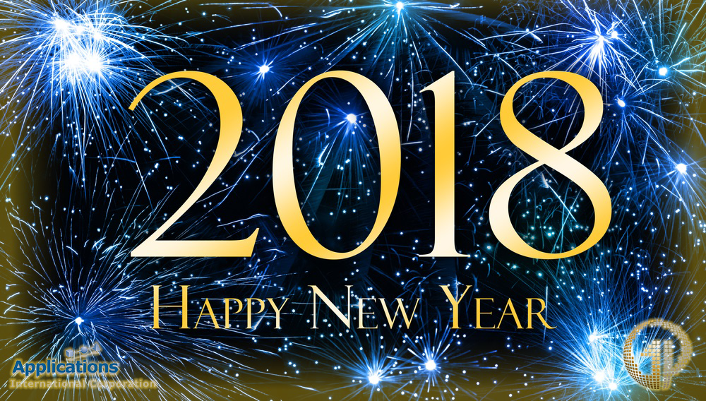 AIC Happy New Year 2018